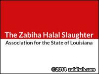 Zabiha Halal Slaughter Assoc for the State of LA