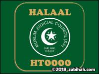Muslim Judicial Council Halaal Trust