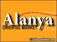 Alanya Oriental Market