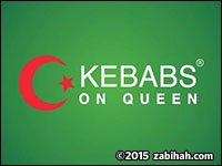 Kebabs on Queen