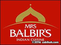 Mrs Balbir
