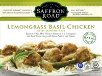 Lemon Grass Basil Chicken