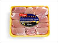 Crescent Chicken Thigh Meat