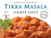 Tikka Masala Simmer Sauce