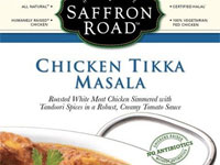 Chicken Tikka Masala Frozen Meal