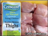Crescent Chicken Thighs