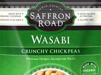 Wasabi Crunchy Chickpeas