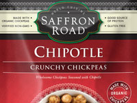 Chipotle Crunchy Chickpeas