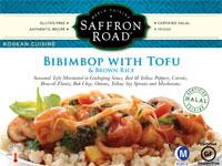 Bibimbop with Tofu