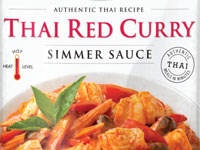 Thai Red Curry Simmer Sauce