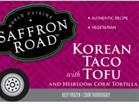 Korean Taco with Tofu