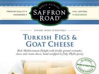 Turkish Figs & Goat Cheese