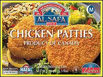 Al Safa Chicken Patties