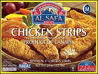 Al Safa Breaded Chicken Strips