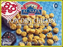 Al Safa Popcorn Chicken