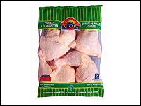 Al Safa Chicken Leg Quarters