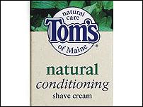 Mint Shave Cream